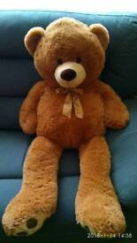 40 inch soft teddy bear from Mothercare