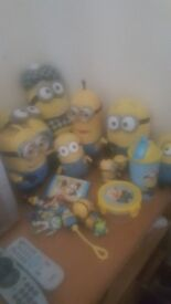 collection of minions