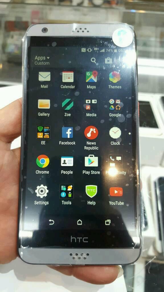 HTC DESIRE 520 LIKE NEW ON EE WITH RECEIPT AND WARRANTYin Coventry, West MidlandsGumtree - HTC DESIRE 520 LIKE NEW ON EE TMOBILE ORANGE BT , WITH RECEIPT AND WARRANTY