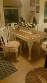 Anne Sloan Dinning Table