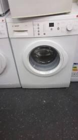 Bosch washing machine guaranteed