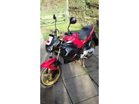 Gilera DNA 50cc very low mileage