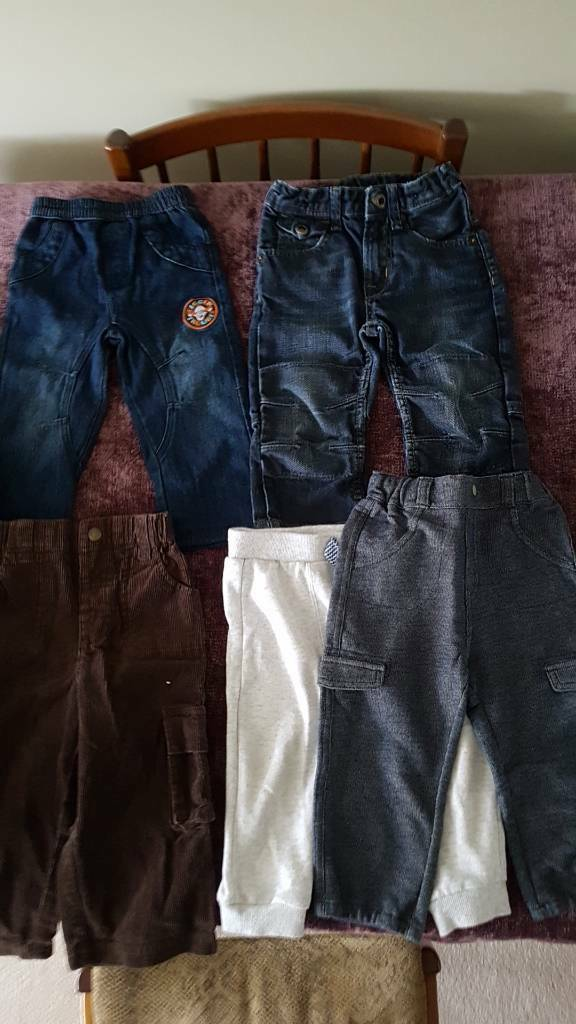 Trousers for 12-18 month boy