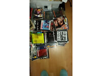 Over 800 CDS - Heavy metal, rock, alternative, punk, death metal - resale value over £2000