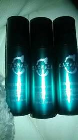 TIGI Curls rock amplifier. 3 New bottles.