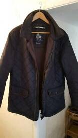 Crew Clothing quilted jacket / coat