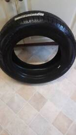 Brand new car tyre 195 60 R15