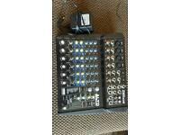 Alto professional ZMX 122 fx amp