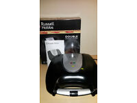 Russell Hobbs Double Toasted Sandwich Maker