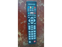 Blaupunkt remote control brand new (Blaupunkt 49-1480 Full HD TV) + batteries that go with it