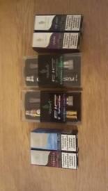 2x vapouriz fuse electronic cigarettes