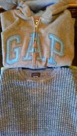 Selection of boys clothes GAP JOULES