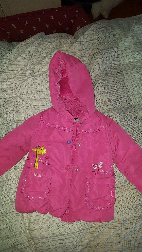 Girls clothes bundle 18-24 Months From Smoke Free Home
