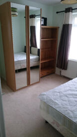 Furnished Bright double room West Worthing BN13 Bills included