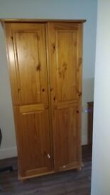 Large wardrobe great condition