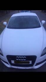 Audi TT Quattro 3.2 top Spec sat nav 18 inch rims etc