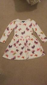 Beautiful M&S dress age 4-5