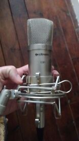 Microphone Citronic CCM1