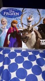 Disney frozen trump cards