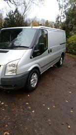 Ford transit T330 mwb 125bhp very rear van immaculate condition