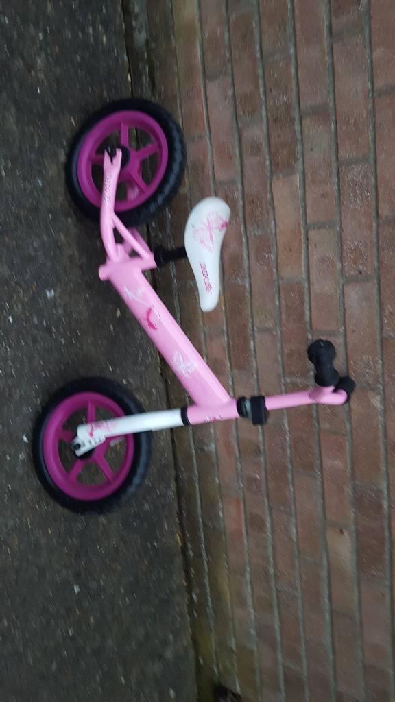 Balance bike, toddlers bike