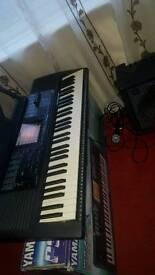 Yamaha psr-330 professional keyboard