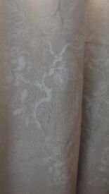 Laura Ashley Hand-Stitched, Lined Curtains