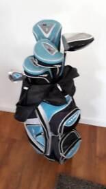 Full Set Ben Sayers M15 Golf Clubs