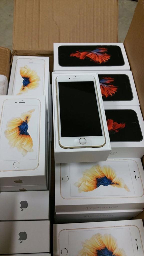 apple iPhone 6S+ plus 16gb unlocked USED