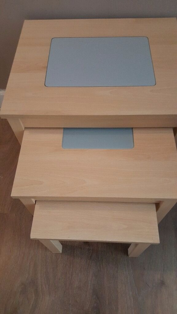 Set of 3 side tablesin East End, GlasgowGumtree - Set of 3 side tables for sale in good condition. Collection only