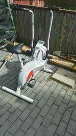 Exercise gym bike