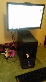 DESCTOP PC, GOOD FOR OFFICE