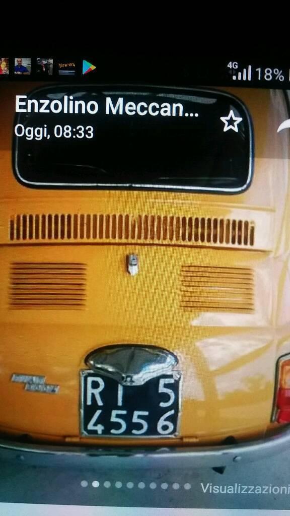 Fiat 500 l1969