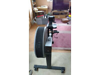 Concept 2 Model C Indoor Rower with PM3 performance monitor in excellent condition.