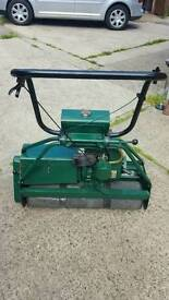 30 inch Atco lawnmower. Running.