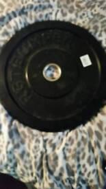 2x RGT Bumper 10kg Weights