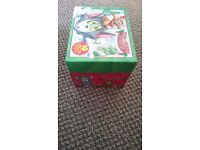 Tom and jerry box set christmas dvds bnwot