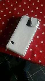 White phone case samsung galaxy s5