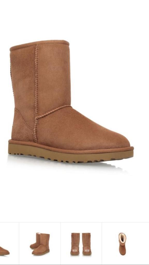 170864c202b Genuine UGG Classic II Short Boot Chestnut size 6 BRAND NEW BOXED | in  Gosport, Hampshire | Gumtree