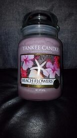 Beach Flowers Yankee Candle - Lots for Sale