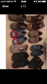 Boys shoes bundle