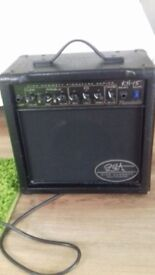 RANDALL KH15 TWO CHANNEL PRACTICE AMP