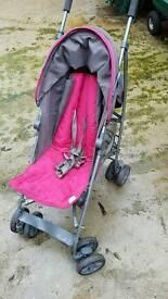 Push chair pram buggie