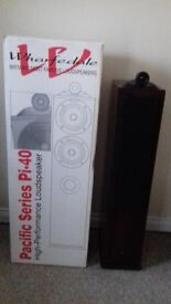 Wharfdale speakers excellent condition. Collrction Bideford.