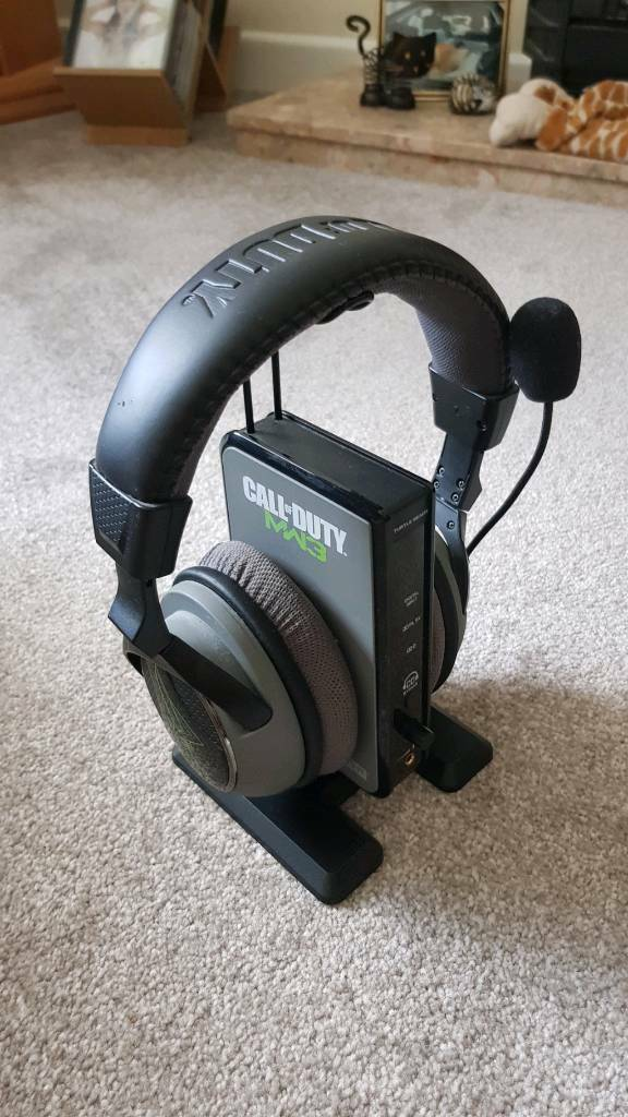 Turtle Beach Xbox 360 wireless Headset, CoD MW3 special edition | in  Southampton, Hampshire | Gumtree