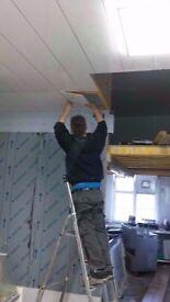 Handyman, joinery, plastering, plumbing, electricity, Painting in Edinburgh
