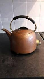 Retro GEC copper kettle - electric vintage