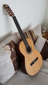 Pristine acoustic guitar for sale