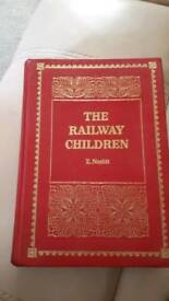 The railway children vintage book