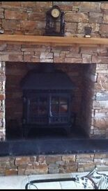 Hunter herald 8 stove for sale